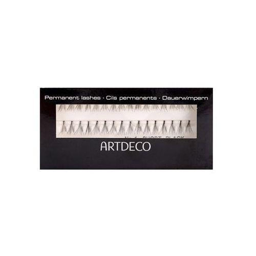 Artdeco False Eyelashes trwałe sztuczne rzęsy No. 670.1 (Short Black)