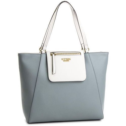 Torebka MY TWIN - Shopping RS8TCP Bic. Baby Blue/Ottico 02368, kolor niebieski