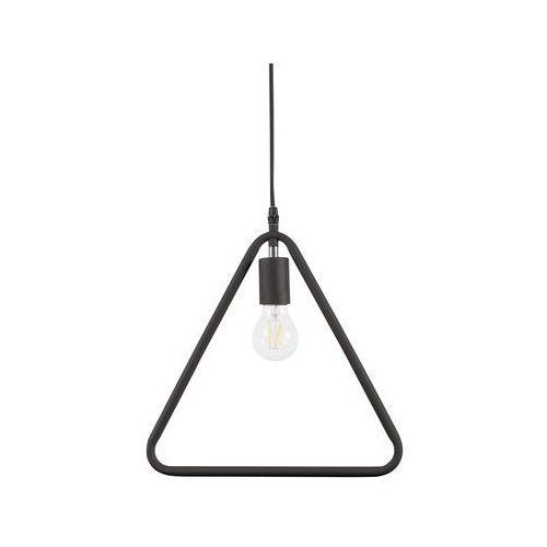 Lampa wisząca czarna juruena marki Beliani