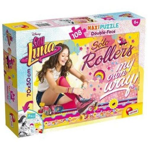 Puzzle dwustronne maxi 108 Soy Luna Good Times - Lisciani Giochi