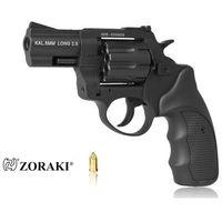 """Rewolwer alarmowy Zoraki K-6L lufa 2,5"""" czarny matowy (5908262138392)"""