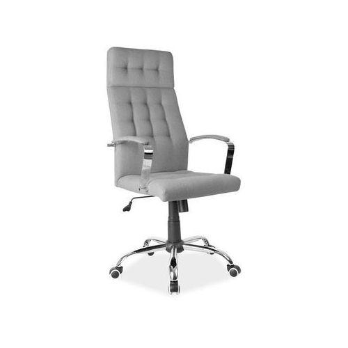 Signal Q-136 szary - fotel biurowy