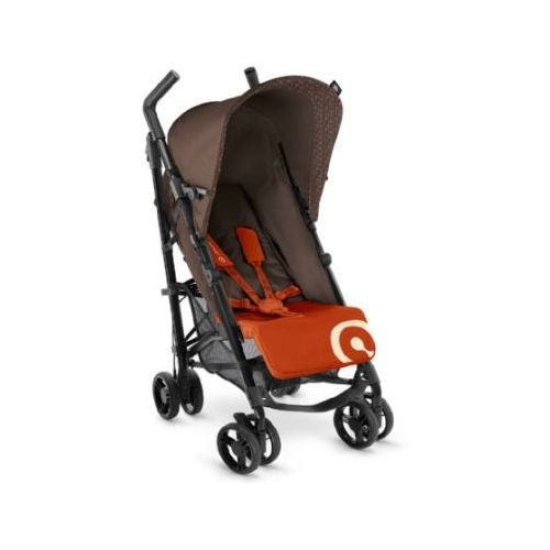 Concord wózek spacerowy quix rusty orange