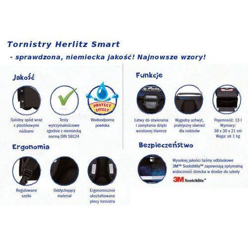 Herlitz tornister szkolny smart hawai 512587