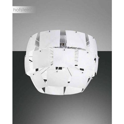 Kunsztowna lampa sufitowa Urania biała
