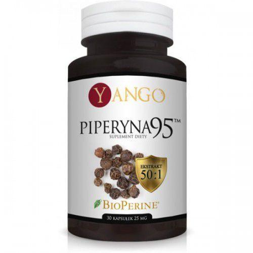 Kapsułki Piperyna 95 - ekstrakt (30 kapsułek) YANGO