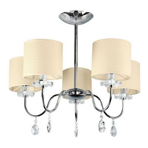 Lampa wisząca estera 5x40w e14 chrom 35-11671 marki Candellux