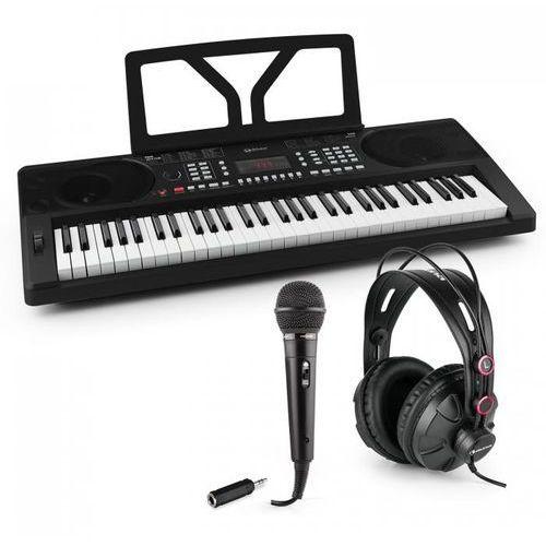 Elektronik-star Schubert etude 300 zestaw muzyczny z keyboardem, słuchawkami, mikrofonem i adapterem (4060656076565)