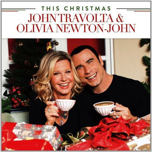Christmas Album - John Travolta, Olivia Newton John (Płyta CD) (0602537174553)