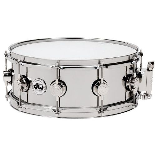 snaredrum stainless steel 13x5,5″ marki Drum workshop