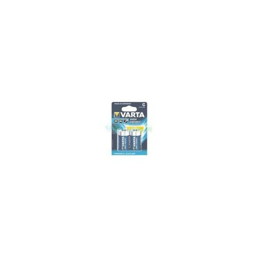 Bateria LR14 Varta High Energy 1.5V blister