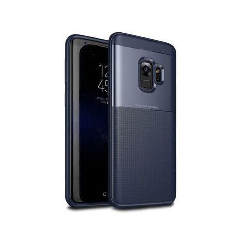Etui Alogy Toraise Samsung Galaxy S9 granatowe - Granatowy