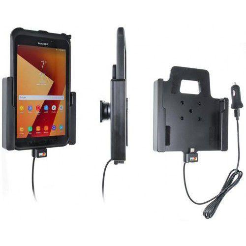 Brodit Uchwyt dedykowany z kablem USB do Samsung Galaxy Tab Active 2, SM-T390/SM-T395 w oryginalnym futerale