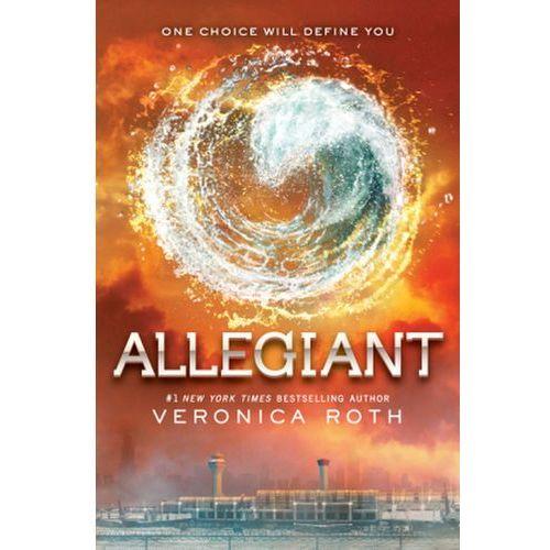 Divergent - Allegiant. Die Bestimmung - Letzte Entscheidung, englische Ausgabe (9780062396969)