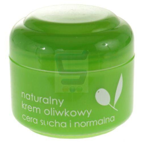 ZIAJA 50ml Naturalny oliwkowy krem do cery suchej i normalnej, 9001011