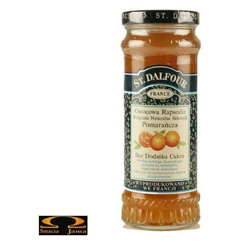 Owocowa Rapsodia St. Dalfour - Pomarańcza 284g, 3087