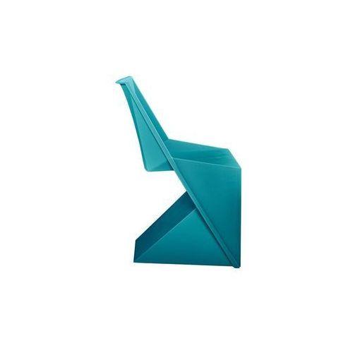 Krzesło Flato Deep Blue/ niebieskie D2.DESIGN, 5902385732314