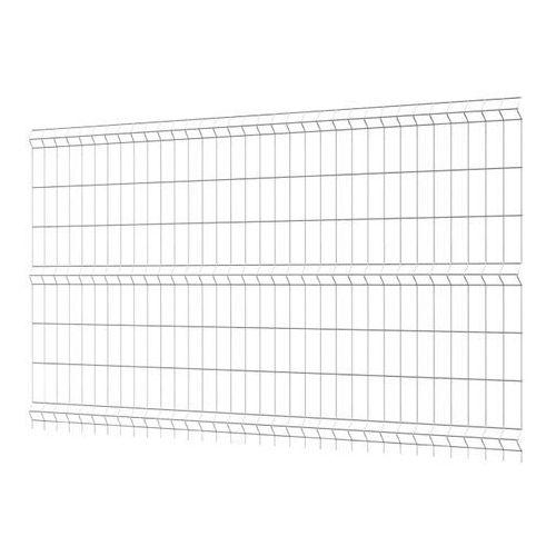 Panel ogrodzeniowy n1 eco 153 x 250 cm oczko 7,5 x 20 cm ocynk marki Polargos