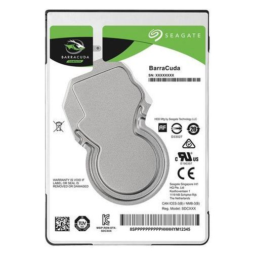 "Seagate barracuda 2.5"" 500gb serial ata iii dysk twardy (7636490076527)"