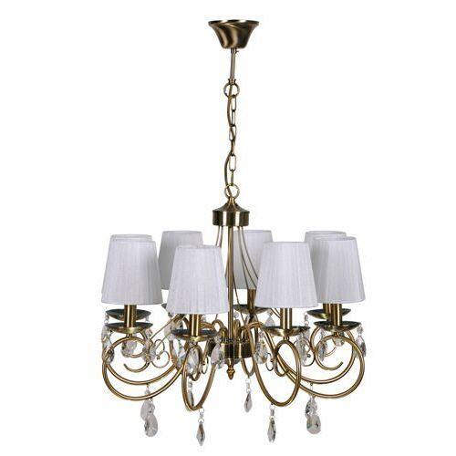 Lampa wisząca Candellux Dynasty 8x40W E14 38-09111 (5906714809111)