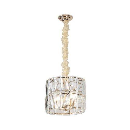 Lampa wisząca Maxlight Pascal P0350 6x40W E14 złota, P0350