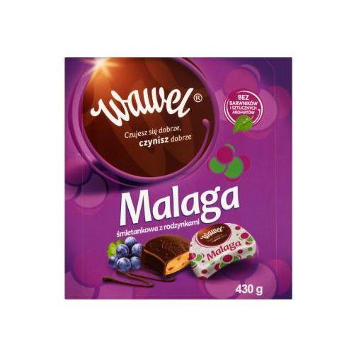 Wawel 430g malaga czekoladki (5900102008452)