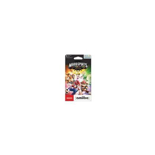 Mario Sports Superstars - karty Amiibo (5 w zestawie)