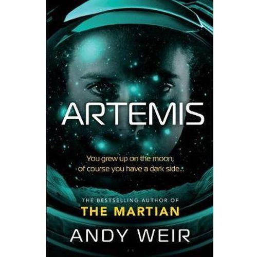 Artemis - Andy Weir. DARMOWA DOSTAWA DO KIOSKU RUCHU OD 24,99ZŁ, oprawa miękka
