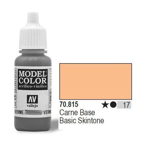 Vallejo farba nr17 basic skin tone 17mlmatt (8429551708159)