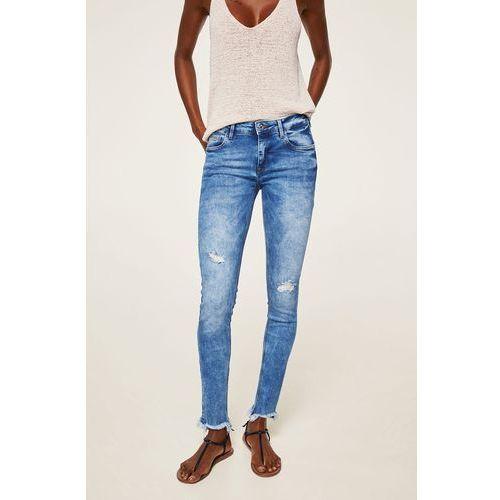 - jeansy push-up kim, Mango