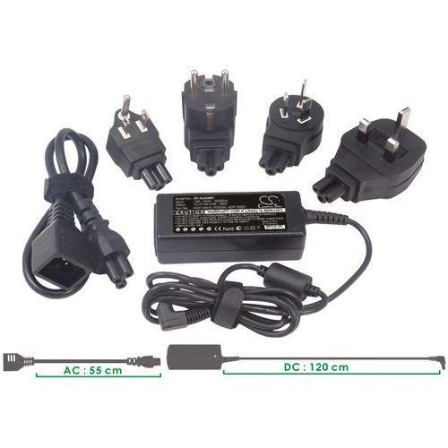 Zasilacz sieciowy asus ad6630 ac 100~240v. 50 - 60hz 19v-2.1a. 40w wtyczka 2.5x0.7mm () marki Cameron sino