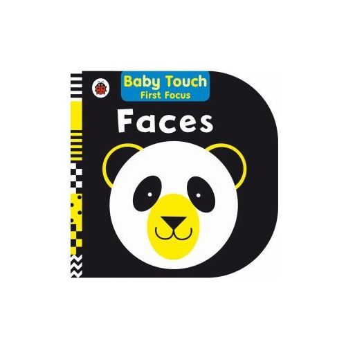 Baby Touch First Focus: Faces (9780241243251)