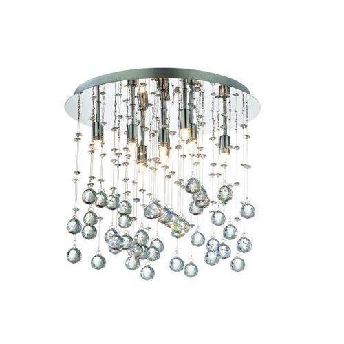 Lampa sufitowa moonlight pl8 cromo marki Ideal lux