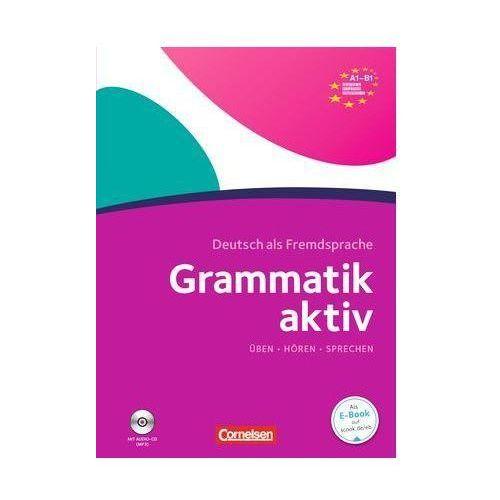 Grammatik Aktiv: Ubungsgrammatik MIT Eingelegter Hor-cd (9783060239726)