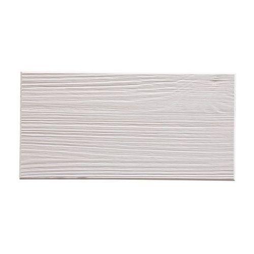 Woood Próbka drewna sosnowego szczotkowanego biały 10x25 - Woood 359952-GBW