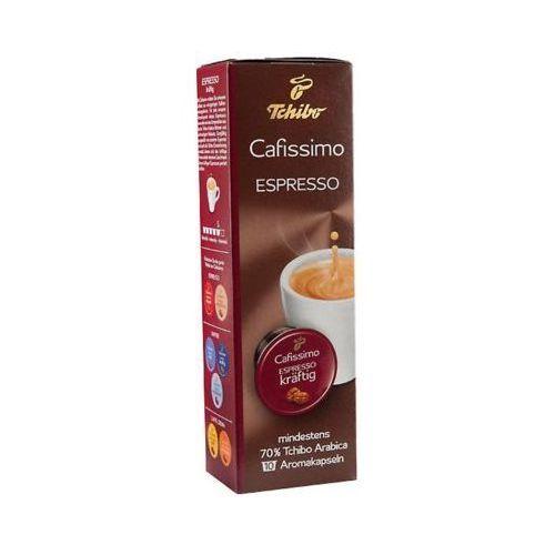 Kapsuły TCHIBO Cafissimo Espresso (Mocno Palona) + Zyskaj rabat na ekspres! + Zamów z DOSTAWĄ JUTRO!
