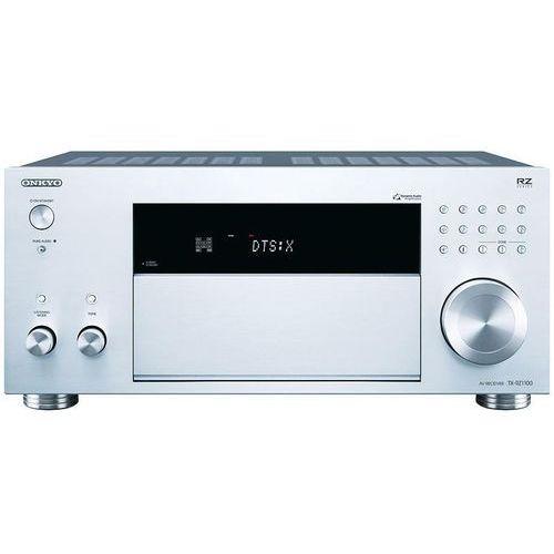 Amplituner ONKYO TX-RZ1100 Srebrny z kategorii Amplitunery stereo i AV