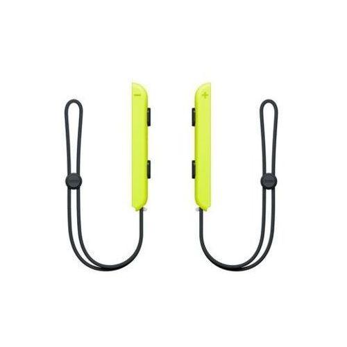 Pasek przycisków NINTENDO Switch Żółty do Joy-Con, NSP112