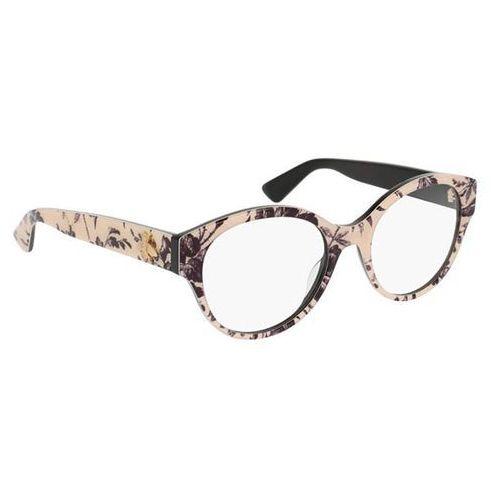 Okulary korekcyjne gg0099o 005 marki Gucci