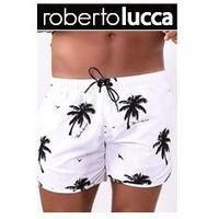 Szorty kapielowe męskie 80139 00010 palm beach, Roberto lucca