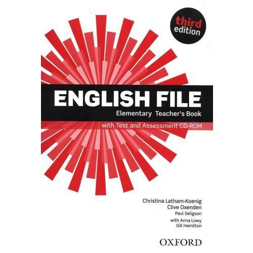 English File Third Edition Elementary Książka Nauczyciela (9780194598743)