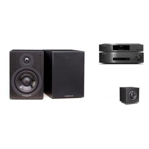 Zestawy Cambridge audio cxa60 + cxc + sx50 + sx120