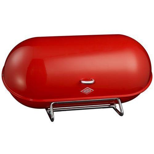 Wesco Pojemnik na pieczywo breadboy czerwony