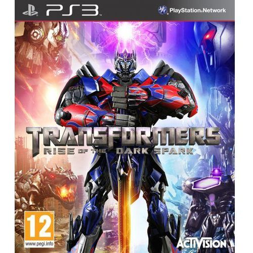 Gra Transformers Rise of the Dark Spark z kategorii: gry PS3
