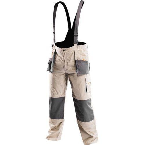 Spodnie robocze NEO 81-320-L 6 w 1 (rozmiar L/52) + DARMOWY TRANSPORT!