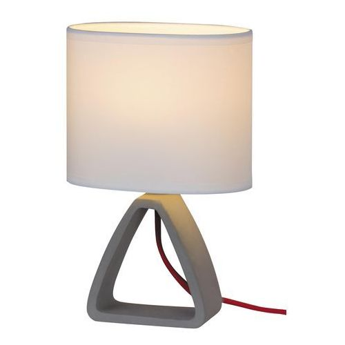 4339 - lampa stołowa henry 1xe14/40w/230v biały marki Rabalux