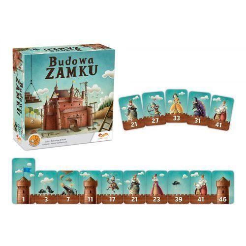 OKAZJA - Budowa zamku Gra planszowa