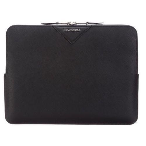 klassik etui na laptopa czarny uni marki Karl lagerfeld