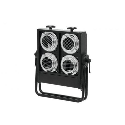 Eurolite Audience Blinder 4 x PAR36 120V/650W - doświetlacz czarny