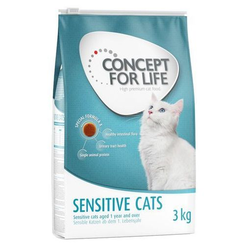 Concept for Life Sensitive Cats - 3 kg (4260358512365)